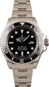Rolex Sea Dweller Deepsea 116660 Ceramic