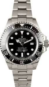 Rolex Sea-Dweller 116660 DeepSea Black Ceramic Bezel