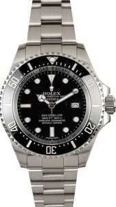 Rolex Sea-Dweller Deepsea 116660 Certified Pre-Owned