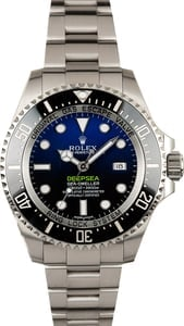 Rolex Sea-Dweller Deepsea Blue 116660