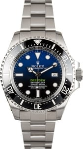 Rolex Sea-Dweller Deepsea Blue 116660 B
