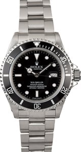 Rolex Sea-Dweller Dive Watch 16600