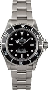 Rolex Sea-Dweller Watch 16600
