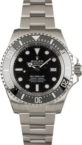 Pre Owned Rolex DeepSea 126660