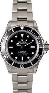Authentic Rolex Sea-Dweller 16600 TT