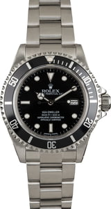 Used Rolex 16600 Sea-Dweller