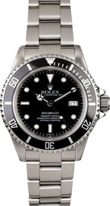 Rolex Sea-Dweller 16660 Diving Watch