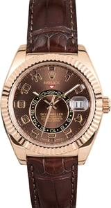 Rolex Sky-Dweller 326135 Everose Gold