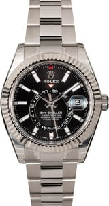 Rolex Sky-Dweller 326934 Steel and Gold