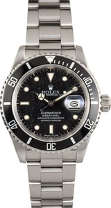 Rolex Steel Oyster Perpetual Submariner