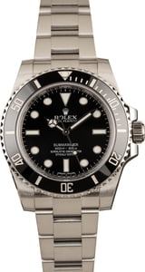 Pre-Owned Submariner 40MM Rolex 114060