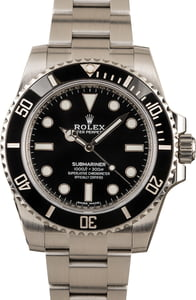 Ceramic Rolex Submariner 114060