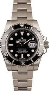 Rolex Submariner Ceramic Bezel