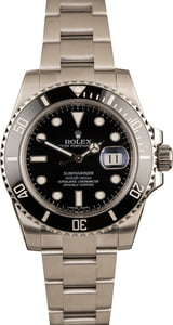 Pre-Owned 40MM Rolex Submariner 116610