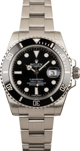 Men's Rolex 116610 Ceramic Submariner
