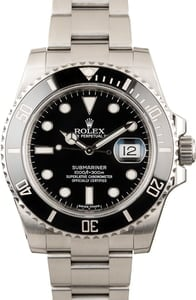 Rolex Submariner Black 116610LN