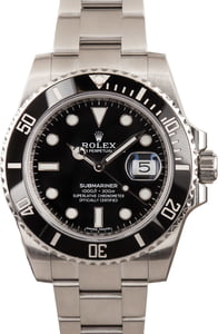 Rolex Submariner 116610 Certified Pre-Owned