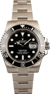 New Model Rolex Submariner 116610