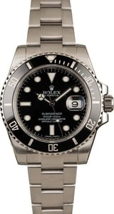 Pre-Owned Rolex Submariner 116610LN