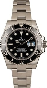 Pre-Owned Men's Rolex Submariner 116610LN
