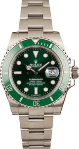Pre-Owned Rolex 116610LV Submariner
