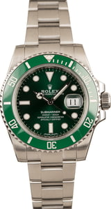 Men's Rolex Submariner 116610V 'Hulk'