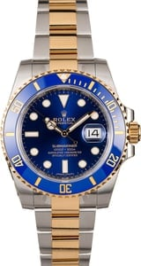 Rolex Submariner 116613LB Factory Stickers