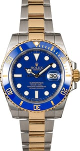 Certified Rolex Submariner 116613
