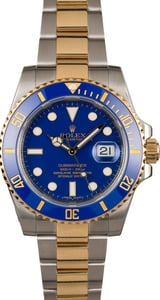PreOwned Rolex Submariner 116613