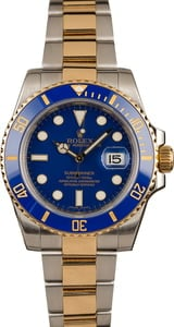 PreOwned Rolex Submariner 116613 Ceramic Bezel