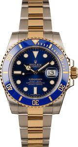 Pre-Owned Rolex Submariner 116613 Ceramic Watch