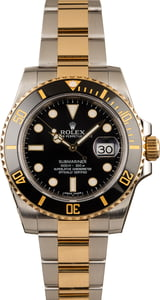 Pre-Owned Rolex 40MM Submariner 116613