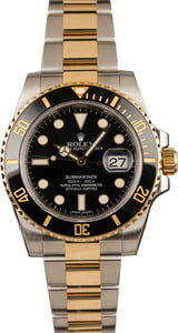 Pre-Owned Rolex Submariner 116613LN