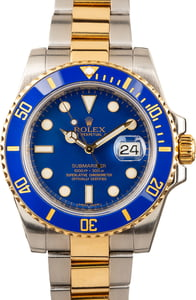 Rolex Submariner Two-Tone 116613LB