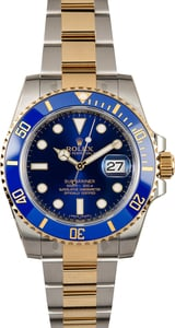 Rolex Submariner 116613 Factory Stickered