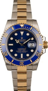 Pre-Owned Rolex 116613LB Submariner