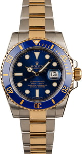 Pre Owned Rolex Submariner 116613 Two Tone