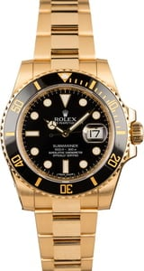 Pre-Owned Rolex Submariner 116618