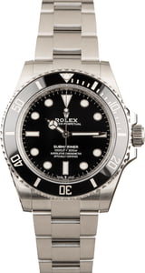 Rolex Submariner 124060 Stainless Steel 41MM