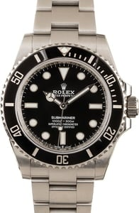Used Rolex Submariner 124060