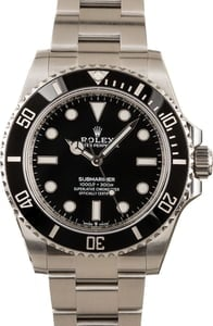 Rolex Submariner 124060 Stainless Steel
