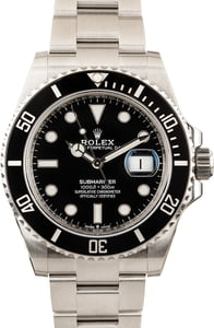 Rolex Submariner 126610 Ceramic 41MM Model