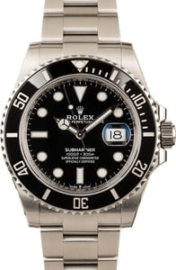 Rolex Submariner Date 126610 Black Dial 41MM