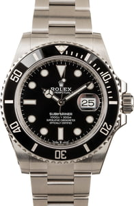 Used Rolex Submariner 126610