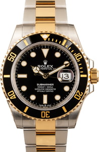 Rolex Submariner 126613 Black Dial
