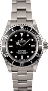 Submariner Rolex No Date 14060 Men's