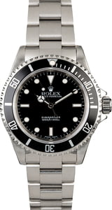 Used Rolex Submariner 14060