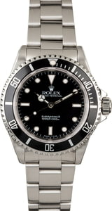 Used Rolex Submariner 14060 Men's Watch