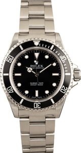 Certified Pre-Owned Rolex Submariner 14060