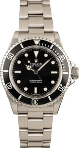 Rolex Submariner 14060 Certified Authentic